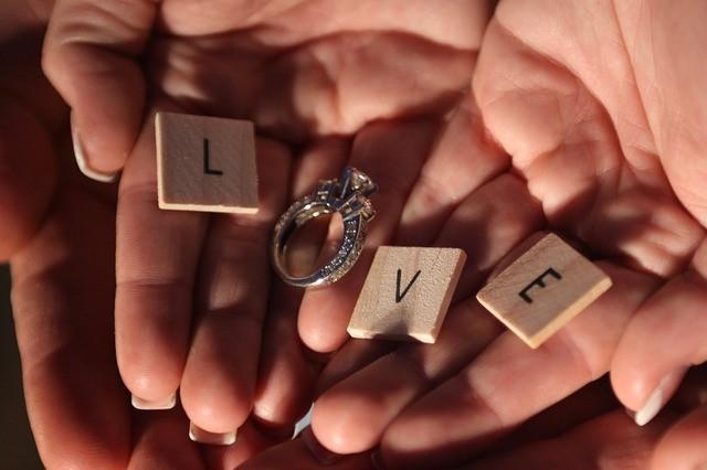 Venčanje Veridba Prsten