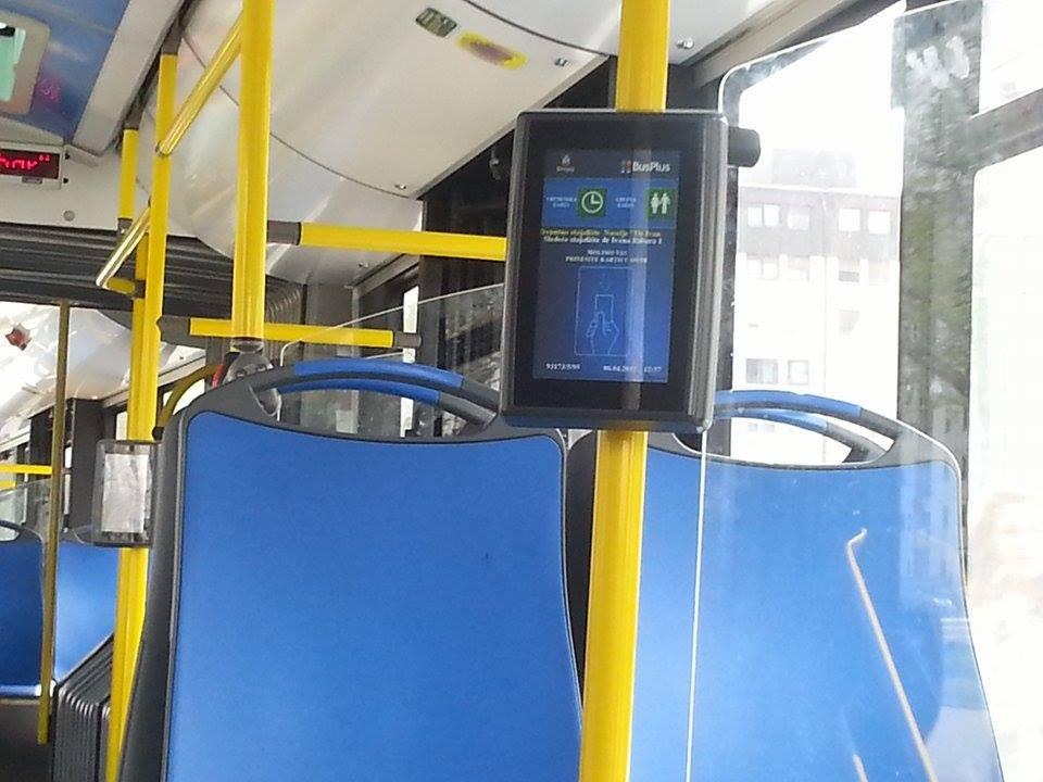 GSP Validator Autobus