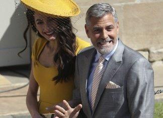 Džordž i Amal