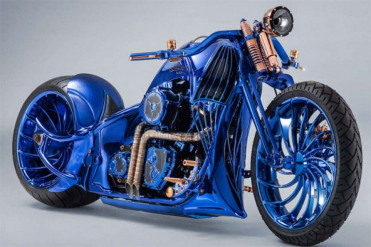 Bucherer BLUE EDITION: Harley-Davidson