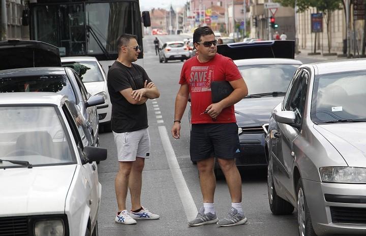 protest vozača