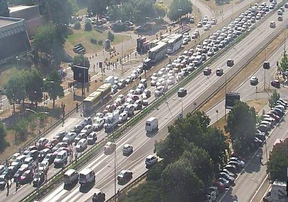 protest protiv poskupljenja goriva