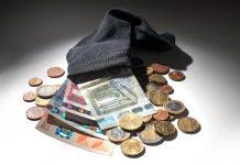 Evro evri novac