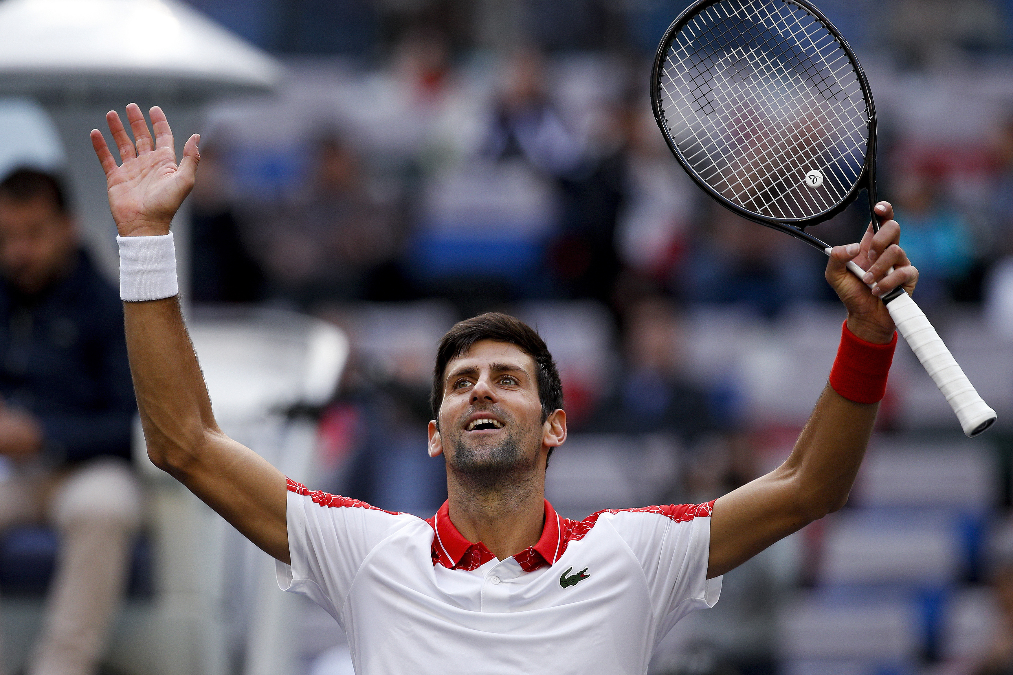 Gospodar Angaja Novak Bez Izgubljenog Seta Do Nove Masters Titule Ratu Tenis Beta Ap Sport