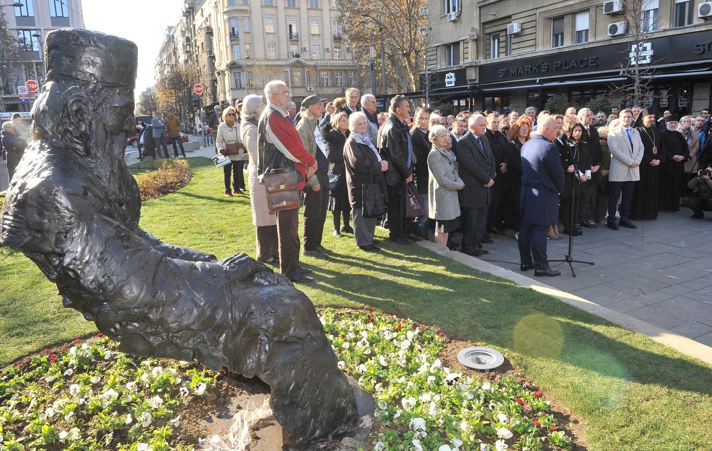 Ovo Je Spomenik Patrijarhu Pavlu U Beogradu Prvi Komentari Kazu